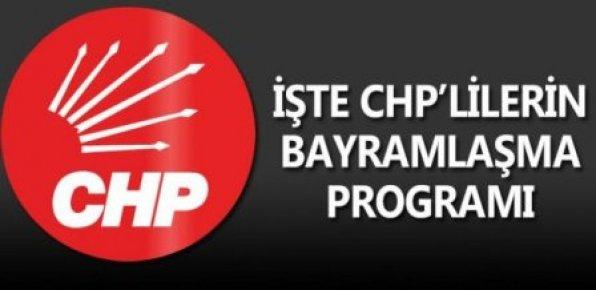 CHP Mersin'de Bayramlaşma Proğramı Belli Oldu