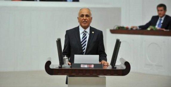CHP'li Çamak'tan 'Cihat' Eleştirisi