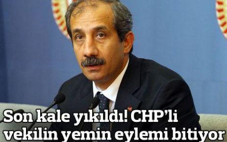 CHP'li Gök yemin edecek
