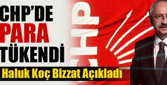 CHP'nin Kasası SOS Veriyor