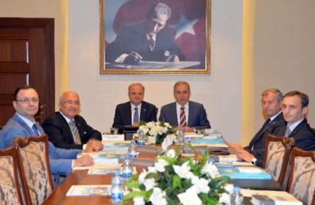 ÇKA Toplantısı Mersin'de Yapıldı