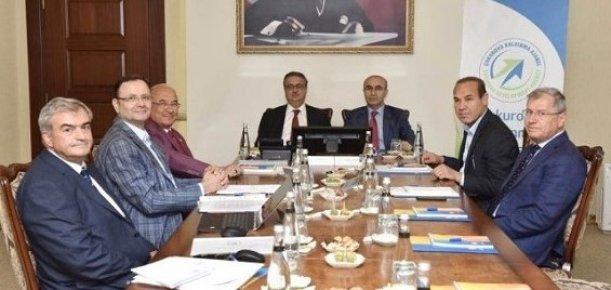 Çka Toplantısı Vali Su Ve Demirtaş'ın Katılımlarıyla Gerçekleştirildi
