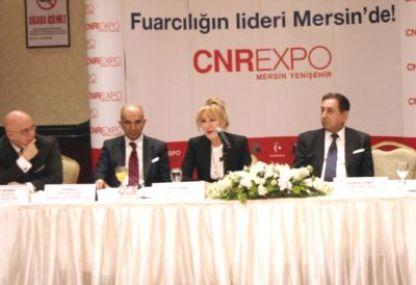 Cnr, Mersin Yenişehir Fuar Merkezi'nin İşletmeciliğini Üstlendi