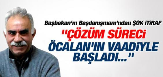 Çözüm Süreci Öcalan'ın Vaadiyle Başladı