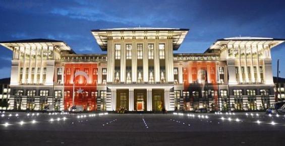 Cumhurbaşkanının Milyarlık Ak Saray'ına Kova Lazım