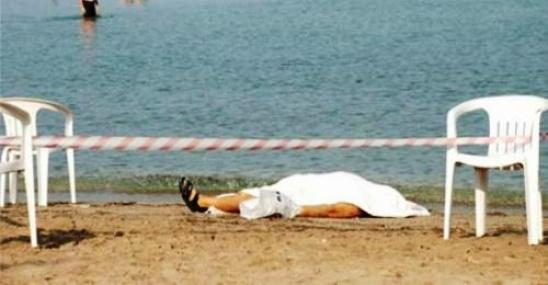 Denizde Kalp Krizi Geçiren Şahıs Öldü
