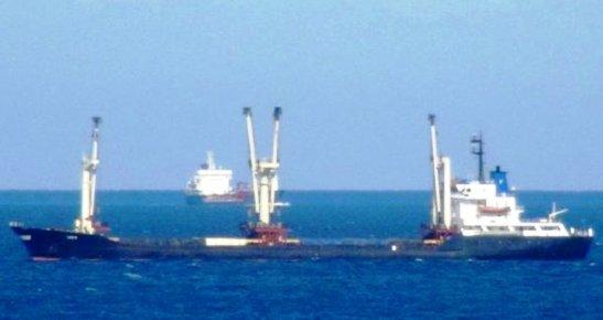 Denizi Kirleten Kaptana Para ve Hapis Cezası