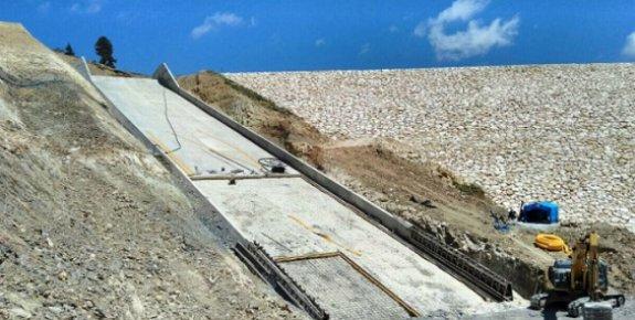 Dereyurt Göleti ve Sulaması Projesiyle 4 bin Dekar Tarım Alanı Suya Kavuşacak