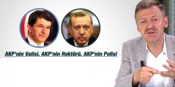 Devlete Karşı 'Paralel' Yapı Oluşturan AKP'dir.