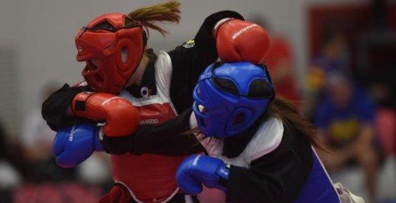 Dünya Kempo Şampiyonası Antalya'da Düzenlendi