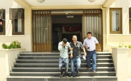Eğitim Kurumunda Hırsızlık Olayına Karışan 2 Şahıs Tutuklandı