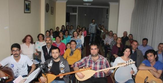 Ekin Müzik Atölyesi, 2. Konserine Hazırlanıyor.