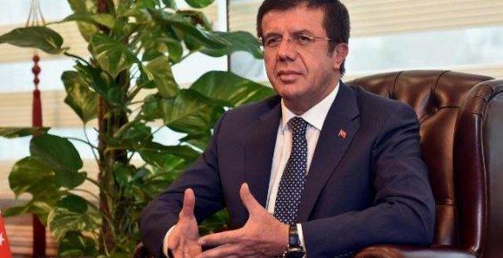 Ekonomi Bakanı Zeybekci Mersin'de: