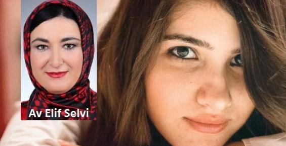 """Elif Selvi """"Avukat Olarak Takipçisi Olacağım"""""""