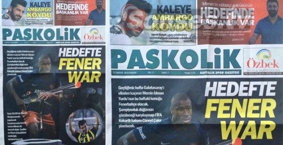 Emre Belezoğlu Mersinli Gazetecilerden Şikayetçi Oldu