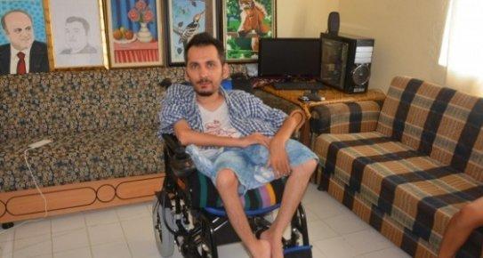 Engelli Vatandaş Unutulmalı
