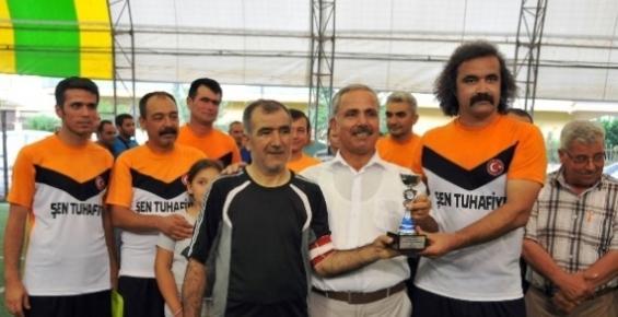 Erdemli Belediyesi Futbol Turnuvası Sona Erdi