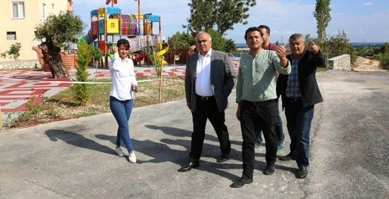 Erdemli Belediyesi Park Sayısını Artırıyor