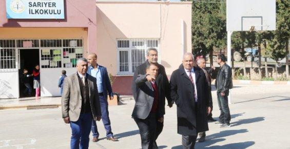 Erdemli Belediyesinden Eğitim Kurumlarına Hizmet Desteği