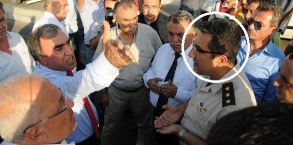 Mersin'de MHP'nin Konvoyunu Kesen Yüzbaşıya Fetö Soruşturması