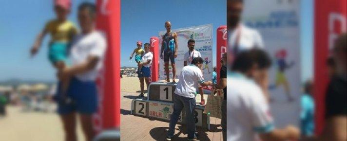 Erdemli Spor'dan Aquatlon Başarısı