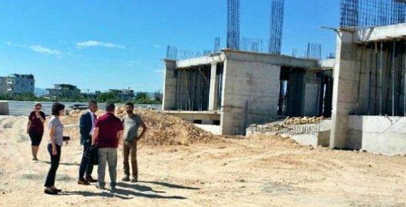 Erdemli Yeni Adliye Binasına Kavuşuyor