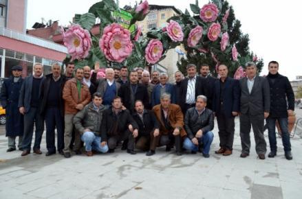 Erdemli Ziraat Odası'ndan Isparta'da Meyvecilik Eğitimi