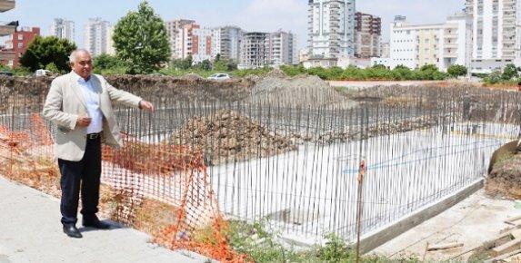 Erdemli'de  Aquapark Yapılacak