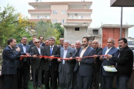 Erdemli'de Cami Ve Kur'an Kursları Törenle Açıldı