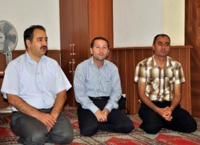 Erdemli'de Hacı Adaylarına Bilgilendirme