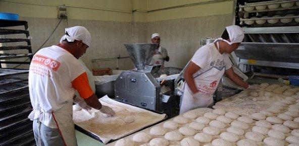 Erdemli'de Halk Ekmek Fiyatı 65 Kuruş