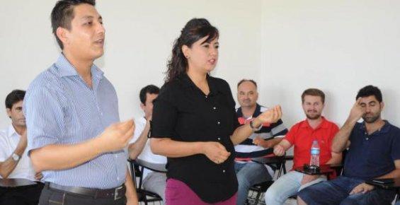 Erdemli'de İşitme Engelliler İçin İşaret Dili Kursu