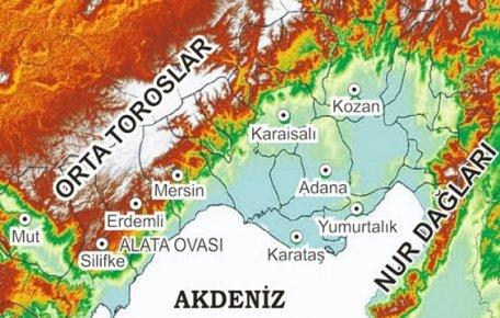 Erdemli'de Yağışlar Azaldı