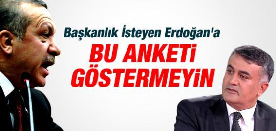 Erdoğan'a Başkanlık Şoku
