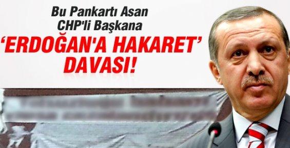 """""""Erdoğan'a Hakaret"""" Davası!"""