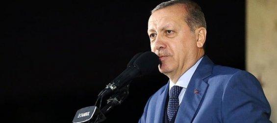 Erdoğan'dan Parti Teşkilatına Mesaj