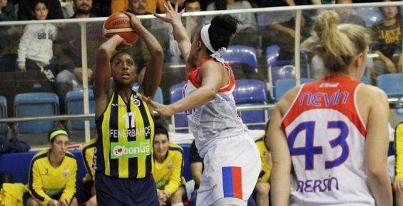 Fenerbahçe Ligdeki İlk Mağlubiyetini Mersin'den Aldı.