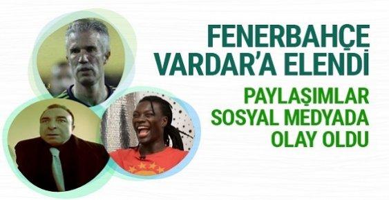 Fenerbahçe - Vardar Maçı Capsleri!