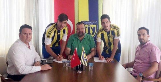 Fenerbahçe ve Beşiktaş'tan İki Genç Oyuncu Tarsus İdman Yurdu'nda