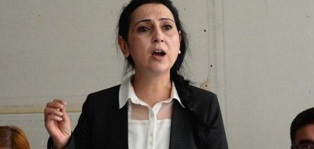 Figen Yüksekdağ, Mersin'de Yargılandığı Davada Savunma Yapmadı