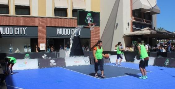 Forum Mersin'de 'Oyunda Kal' Etkinliği Gerçekleştirildi