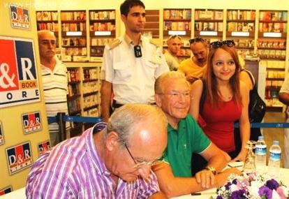 Forum Mersin'den Ünlüler Geçti