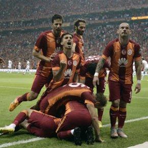 GALATASARAY ŞAMPİ...