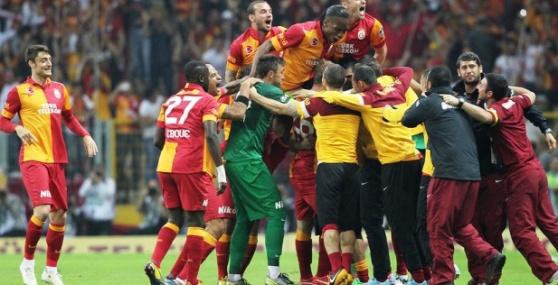 Galatasaray ŞAMPİYON