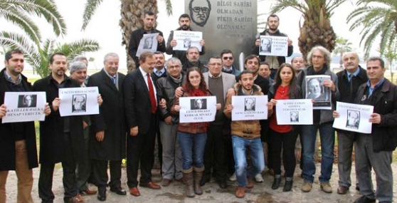 Gazeteciler Uğur Mumcu'yu Andı
