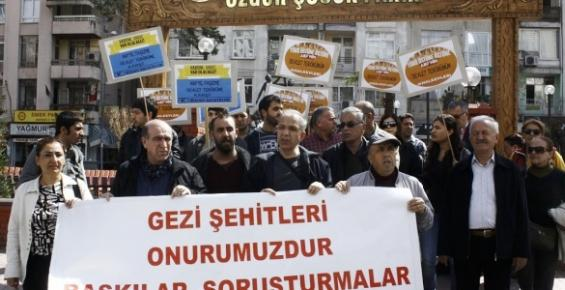 Gezi Eylemi Soruşturmasına Sert Tepki
