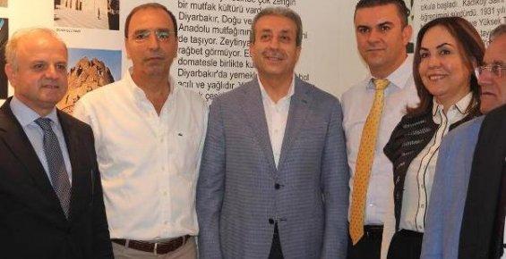 Gıda,Tarım ve Hayvancılık Bakanı Eker Mersin'de