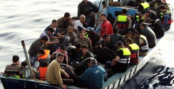 Göçmenlerin Kaçış Adreslerinden Birisi Mersin