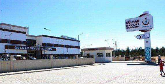 Gülnar Devlet Hastanesi Yeni Binasına Taşındı.