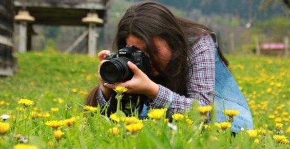 Gülnar'da Fotoğraf Çekim Kursu Açıldı